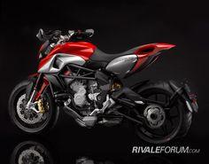 2013 MV Agusta Rivale 800