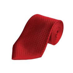 SILK TIE - RED 100% silk | Dry clean only | Made in France