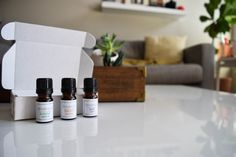 Essential oil blends monthly