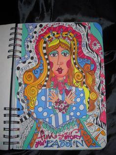Peace pole inspiration - by joanne sharpe