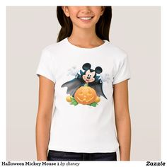 Halloween Mickey Mouse 1. Regalos, Gifts. #camiseta #tshirt