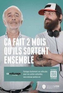 Campagne covoiturage - GrandLyon Habitat