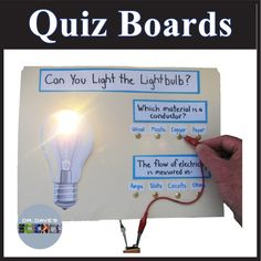 diy electrical quiz board this is something you can truly do at rh pinterest com Esthetician State Board Quiz Non-Electric Quiz Board