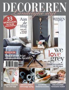 1000 images about wonen landelijke stijl on pinterest for Sanoma magazines belgium