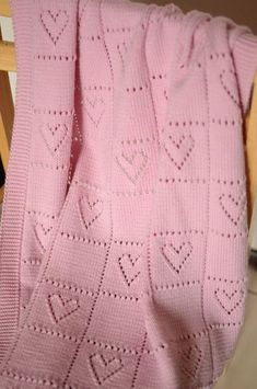 Knit Baby Blanket Pattern Knit |