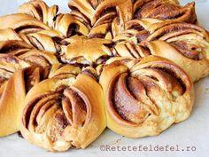 BLAT UMED CU CIOCOLATA - Rețete Fel de Fel Best Pastry Recipe, Pastry Recipes, Dessert Recipes, Nutella, Pork Recipes, Coco, Fondant, Caramel, Muffins