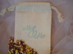 candy buffet favor bags