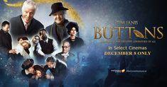 Buttons serves Kate Winslet's Golden Hat Foundation, an autism non-profit organization. Angela Lansbury, Jane Seymour, Kate Winslet, Autism, Foundation, Interview, It Cast, Christian, Buttons