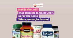Encerre o ano aproveitando nossas #SuperOfertas!  Cuide da sua Saúde com Produtos de Qualidade... Temos tudo que você precisa para ficar em dia com sua Saúde.   Confira! Cranberry Apisnutri 500mg com 120 cápsulas http://www.maissaudeebeleza.com.br/p/373/cranberry-apisnutri-500mg-c120-capsulas?utm_source=google+&utm_medium=link&utm_campaign=Super+Ofertas&utm_content=post