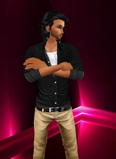IMVU, the interactive, avatar-based social platform that empowers an emotional chat and self-expression experience with millions of users around the world. Virtual World, Virtual Reality, Social Platform, Imvu, Avatar, Join, Free, Cat Breeds