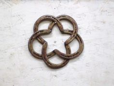 Rustic HORSESHOE STAR WREATH Cowgirl / Cowboy Rustic by MDyke, $ 25.00
