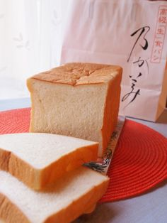 Bread is very popular in Japan and they make a variety of types.