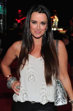 Kyle Richards My favorite reality tv housewife!