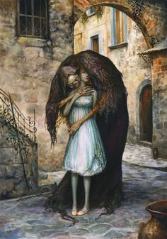 """""""Death and the Maiden 2"""" at Roq La Rue.... - Supersonic Art"""