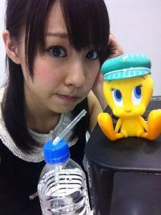 藤江れいなオフィシャルブログ :  2012/09/11 http://ameblo.jp/reina-fujie/entry-11351896110.html