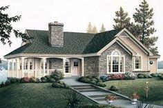 Plan #57-582 - Houseplans.com