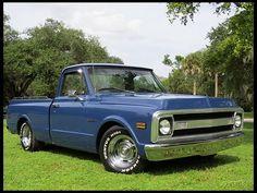 1969 Chevrolet C10   Mecum Auctions