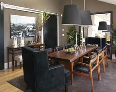 Dining Room Design, Pictures, Remodel, Decor and Ideas - page 96