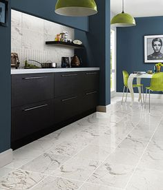 Marfil Grey tiles by House of British Ceramic Tile