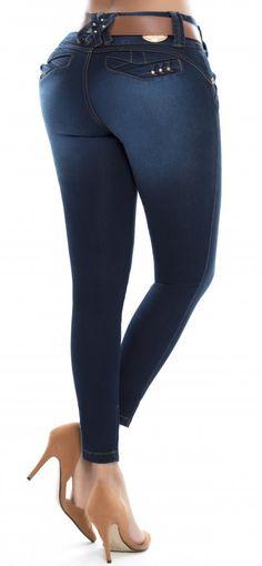 Jeans levanta cola ENE2 93391