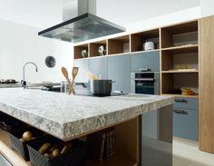 Granitos exóticos de NATURAMIA® by Levantina | Decorar tu casa es facilisimo.com