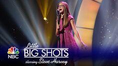 Little Big Shots - Croatian Teen Slays Beyoncé Song (Episode Highlight)