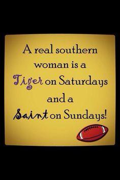 #LSU   #Saints  #New Orleans