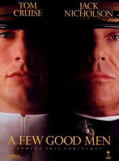 A Few Good Men (1992) Cuba Gooding Jr. played the role of Cpl. Carl Hammaker.