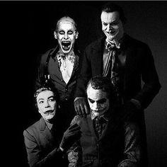Os Coringas  #Jokers