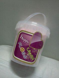 Candy floss!