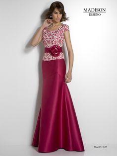 Vestido de madrina #madison #madrinas #fashion #bodas #wedding www.grupo-madison.com