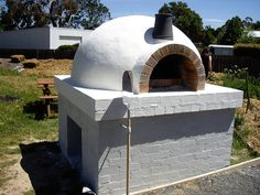 Wood fired oven, via Flickr.