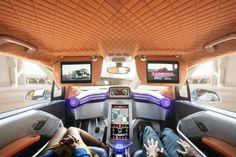 Rinspeed reenvisions the BMW i3 EV as the autonomous car