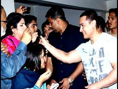 Amir Khan 50th Bithday Party 14 March 2015