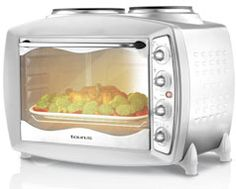 View all the Mini Ovens products offered by Creative Housewares Domestic Appliances, How To Make Coffee, Household Items, New Kitchen, Taurus, Oven, Kitchen Appliances, Mini, Creative