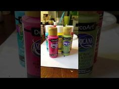Which paints and tools to use for DOTS - How to paint dot art -for newbies and beginners Dot Art Painting, Mandala Painting, Stone Painting, Mandela Art, Rolled Paper Art, Paint Tubes, Dotting Tool, Mandala Dots, Stone Crafts