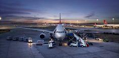 شركة تابعة للخطوط الجوية التركية تحصل على جائزة أفضل شاحن الجوي
