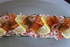 SKAGENRULLTÅRTA - Jennys Matblogg A Food, Food And Drink, Fika, Quesadilla, Fresh Rolls, Sandwiches, Appetizers, Snacks, Meat