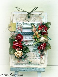 Fairy Card - Scrapbook.com