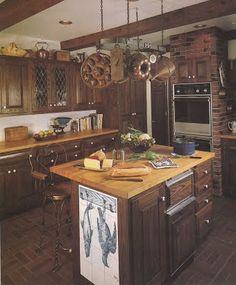 Vintage Goodness - A Blog For All The Vintage Geeks: Vintage 80's Home Decorating Trends