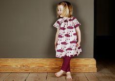 Kleidchen FRIEDA von meloka   Manufaktur für Baby- & Kinderkleidung auf DaWanda.com