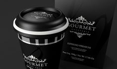 Gourmet Cafeteria branding & packaging by Guilherme Karklin branding