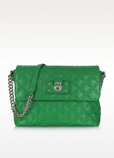 olivia   joy Swindle Large Flap | Bags | Pinterest | Green handbag ...