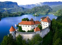 Bledi - tó Szlovénia