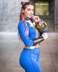 HellIAmKate - Fallout Sole Survivor - Cosplay - Fallout