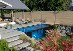Shipping container pool sets up in minutes - Curbed