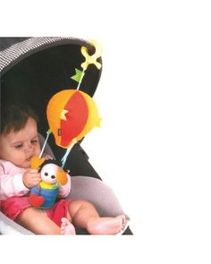 Ideal Toy - Ballooner Chime Bell « Baby City Activity Toys, Activities, Ideal Toys, Tweety, Baby, Character, Infants, Baby Humor, Babies