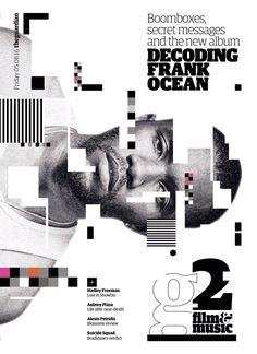 g2 film & music magazine Graphic Design Posters, Graphic Design Typography, Graphic Design Inspiration, Game Design, Layout Design, Design Art, Design Graphique, Art Graphique, Mise En Page Portfolio