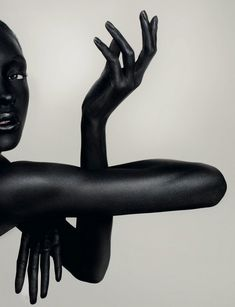 """BLACK IS BEAUTIFUL.... ERADICATE RACISM AND ANY OTHER """"ISM"""" THAT DOES NOT UPLIFT THE CONSCIOUSNESS OF HUMANITY... PLEASE!  Kimmeasmile :)"""