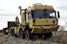 Denmark MAN military truck - military, man, man military truck, truck, denmark